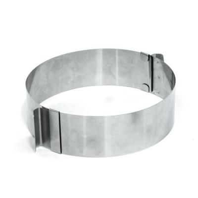 Cercle extensible 8,5 à 15 cm